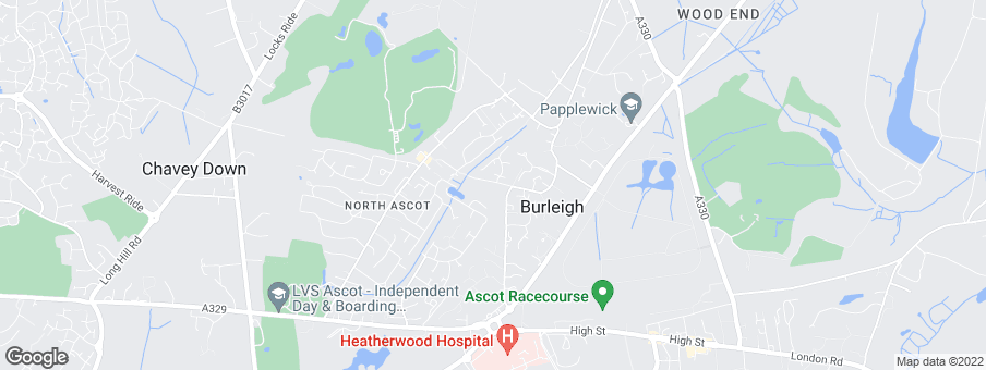 Map for Brookworth Homes