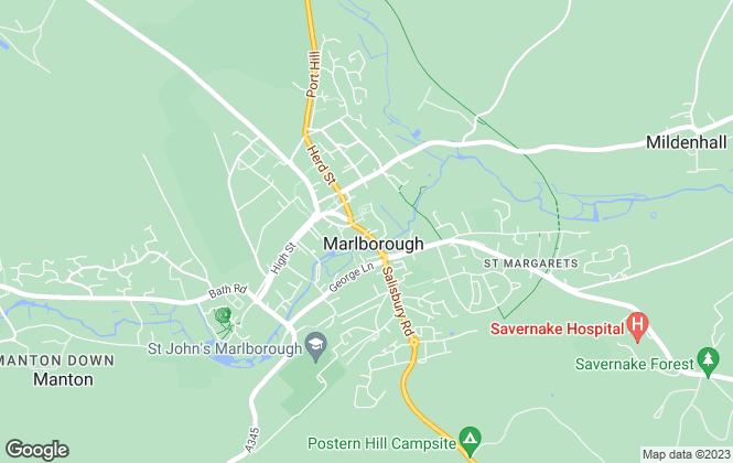 Map for Brearley & Rich, Marlborough
