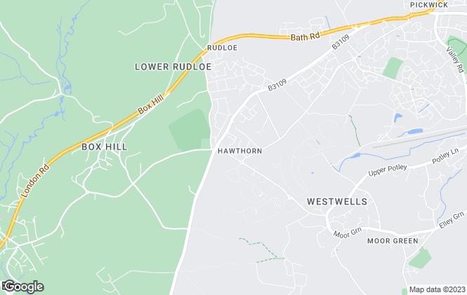 Map for Complete Estate Agents Ltd, Corsham