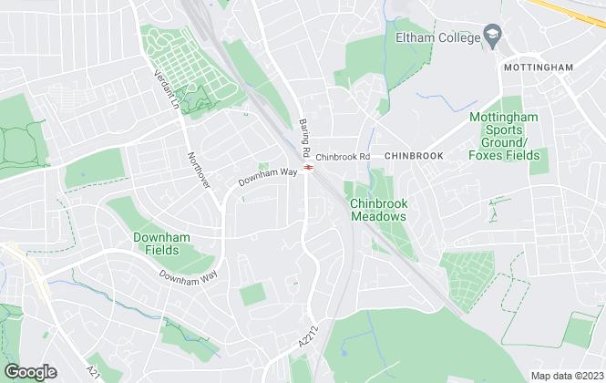 Map for John Bird Residential Ltd , London