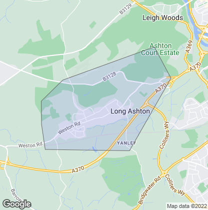Map of property in Long Ashton