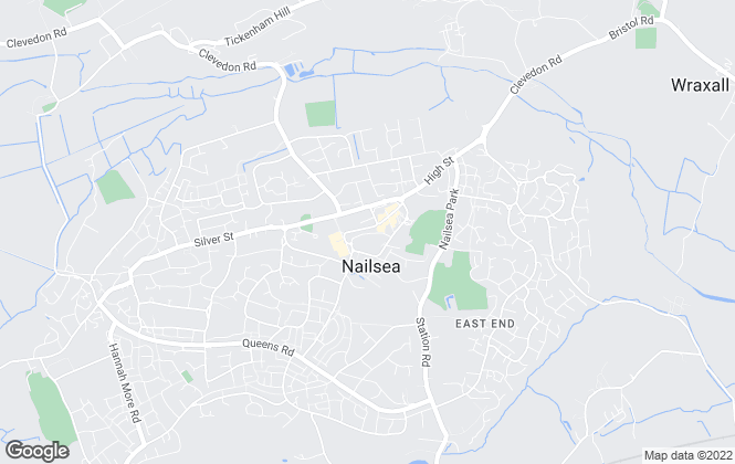 Map for Hunter Leahy, Nailsea