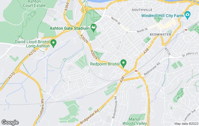 Map for Big Yellow Self Storage Co Ltd, Big Yellow Bristol Ashton Gate
