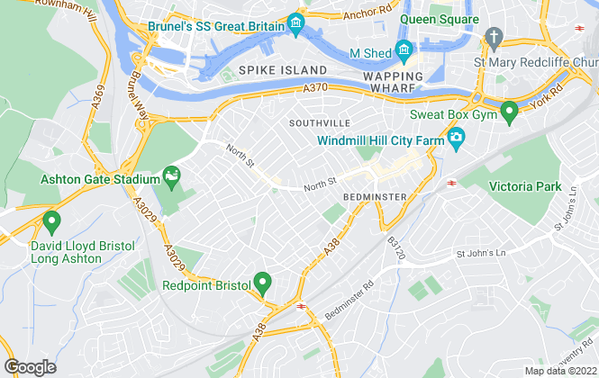 Map for Lets Rent Bristol Ltd, Bristol - Commercial