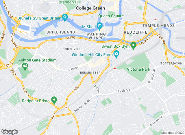 Map for Besley Hill Estate Agents, Bedminster