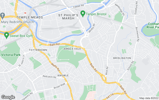 Map for Agent Online, UK