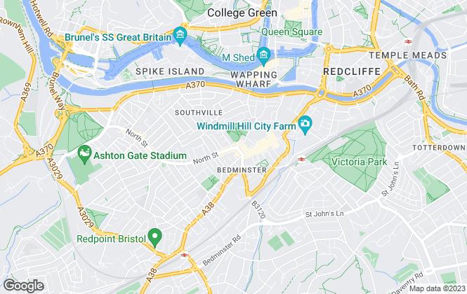 Map for Edwards Estate Agents, Bristol