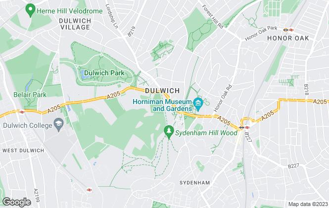 Map for Domovoi Management Ltd, London