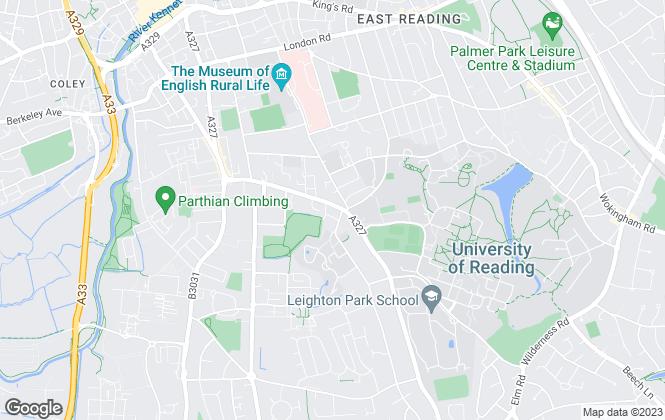 Map for Cintra Estates , Reading