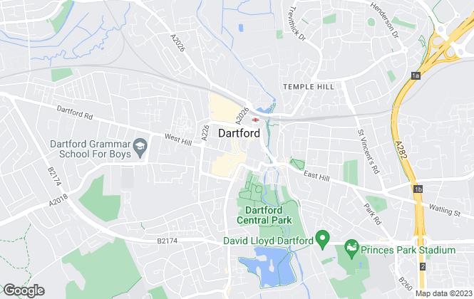 Map for Livermores The Estate Agents, Dartford