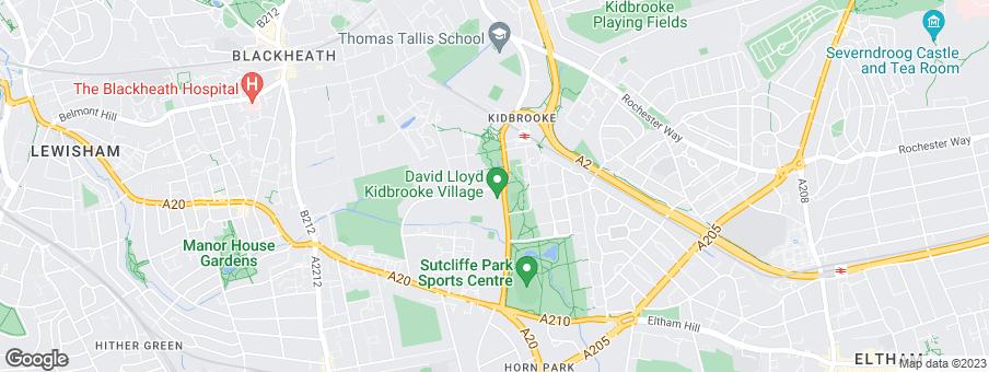 Map for Berkeley Homes (East Thames) Ltd