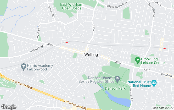 Map for Mann , Welling