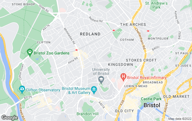 Map for ETP Property Consultants, Bristol