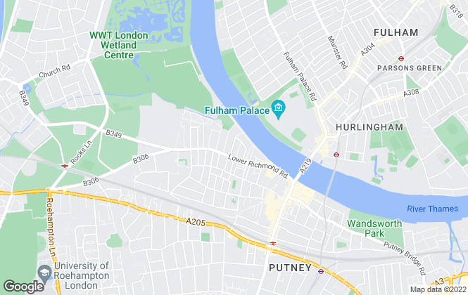 Map for Marcus Anthony , London
