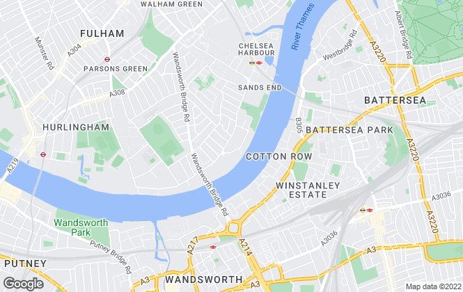 Map for Bramtons, London