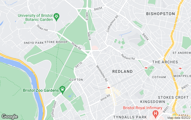 Map for Howard, Bristol