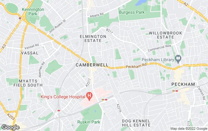 Map for YOUR MOVE - Pereira, Camberwell