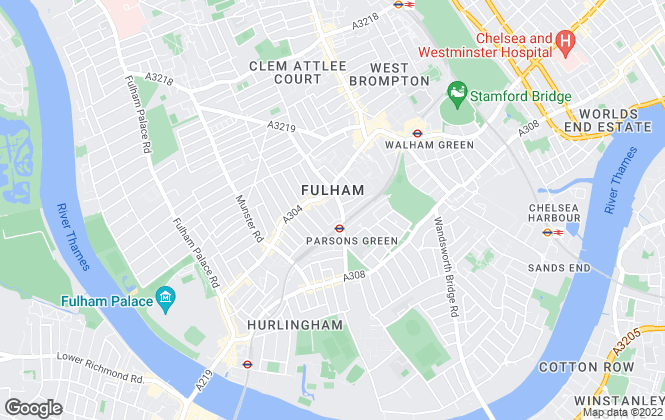 Map for Live Let Buy, London