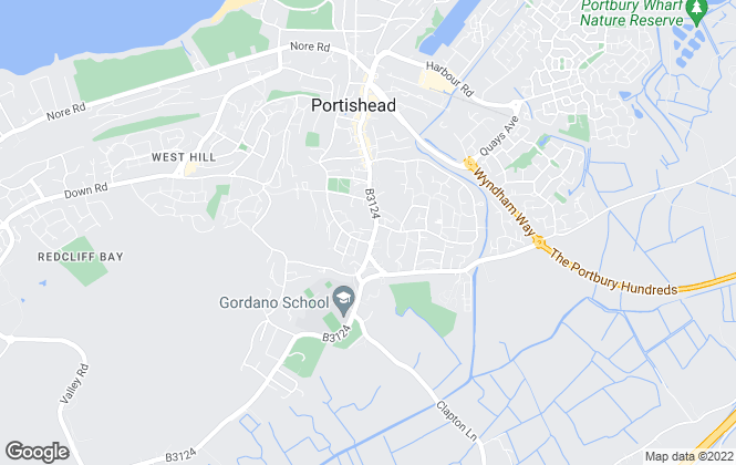 Map for Kingsdale Group Limited, Portishead