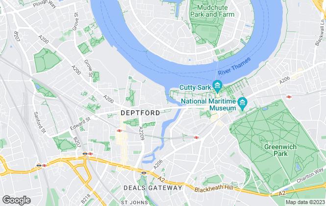 Map for Urtopia Limited, Millennium Quay