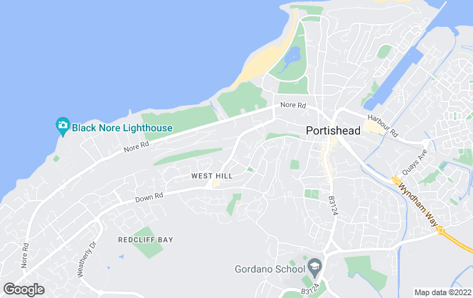 Map for BS Home Lets Ltd, Portishead