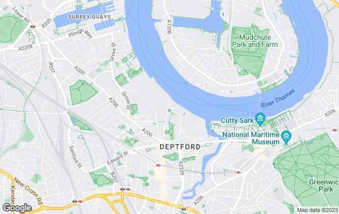 Map for Parr London, London