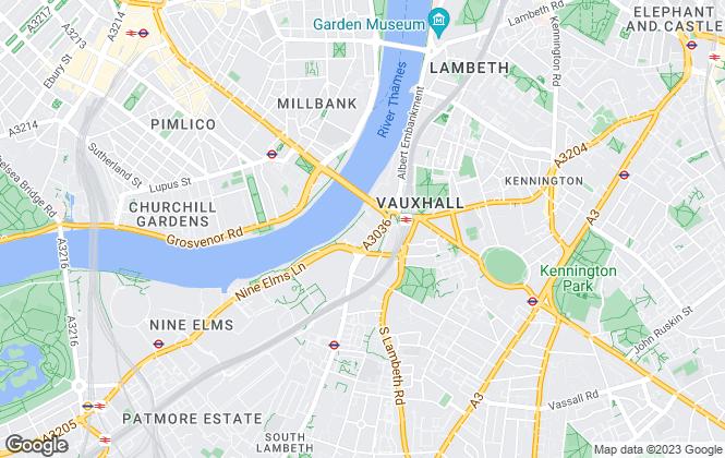 Map for City Living London, London