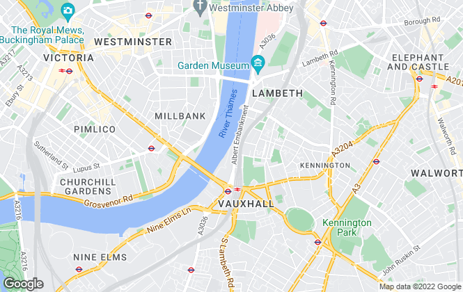 Map for Invest & Co, London