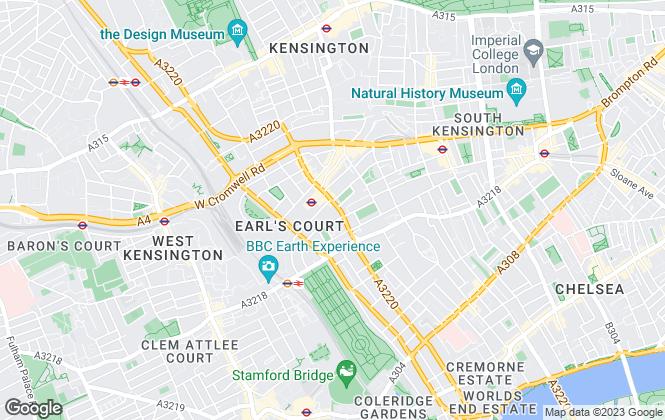 Map for Landstones, London