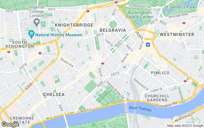 Map for Draker Lettings , Notting Hill