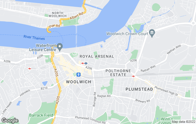Map for Vanquish Real Estate Investment & Management, London