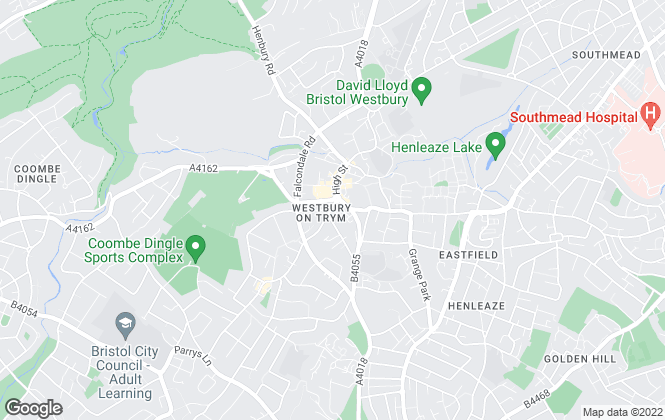 Map for Connells Lettings, Bristol