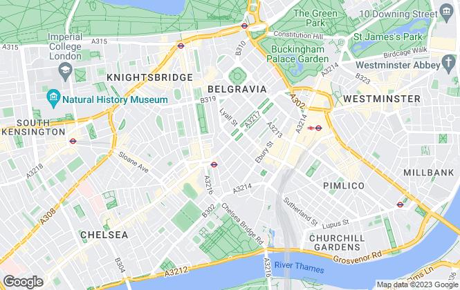 Map for Limetrees, London