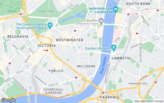 Map for Griffins Sales and Lettings, London