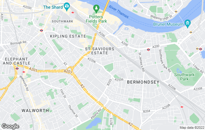 Map for Circle Residential, Circle Residential