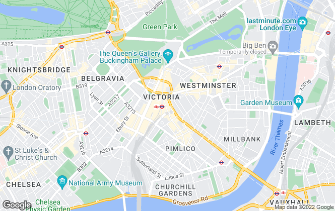 Map for Properly, London