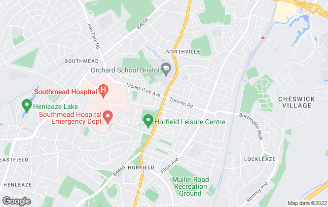 Map for The Property Outlet, North Bristol - Residential Sales
