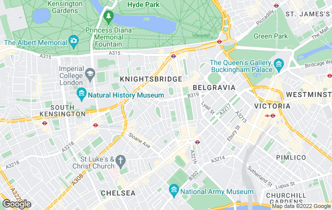 Map for Primecasa, London