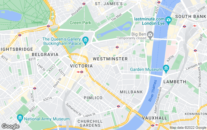 Map for Uncle, London