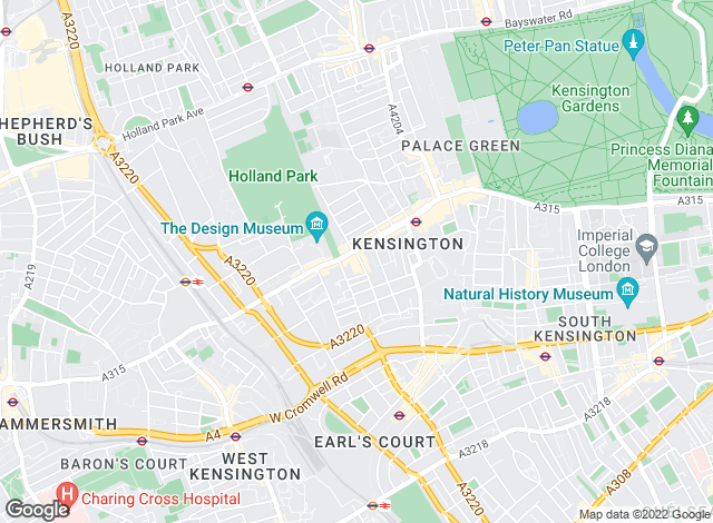 Map for Interlet International Lettings and Property Management, London
