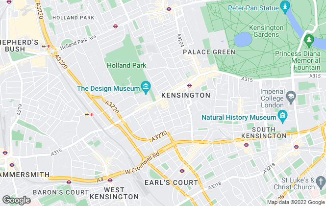 Map for Interlet Sales and Lettings, London