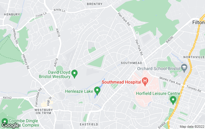 Map for Moore Homes Estate Agents Limited, Bristol