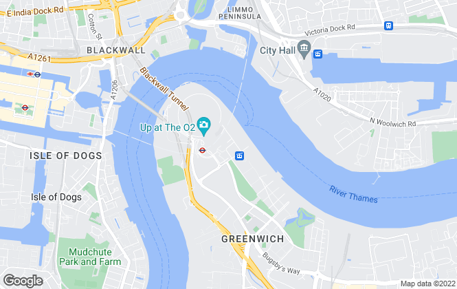 Map for CHAMPS (UK) Property Investment, Greenwich