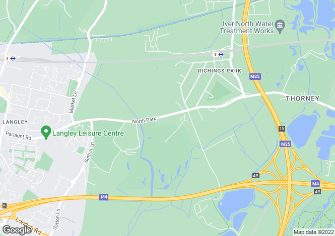 Map for RICHINGS PARK