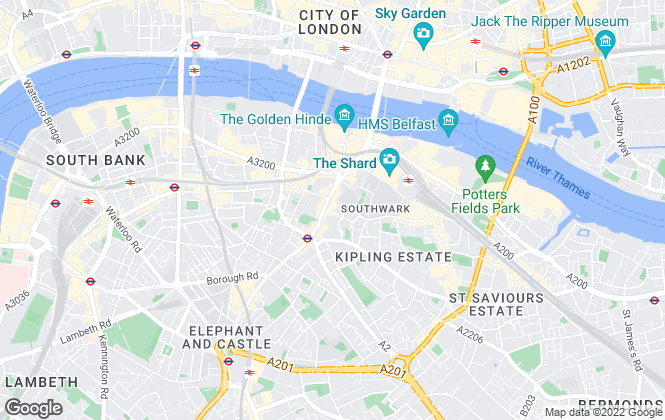 Map for View Lettings, London