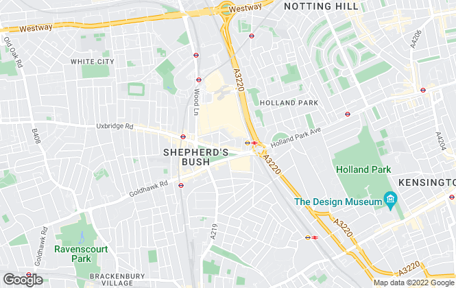 Map for Rasons , London