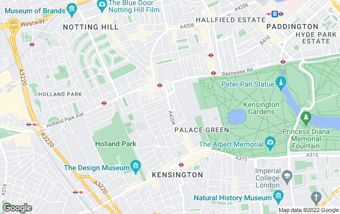Map for Champions , London
