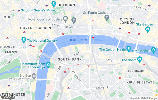 Map for Regent Letting and Property Management, London