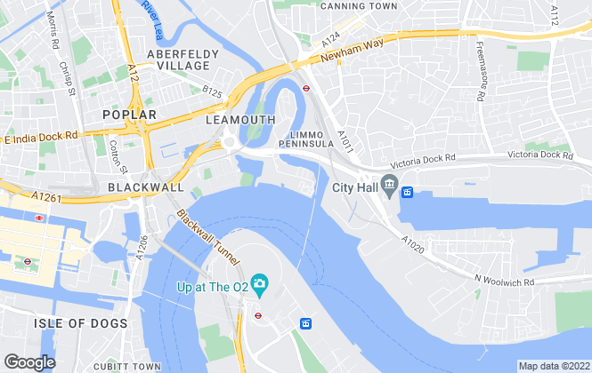 Map for Ballymore Group