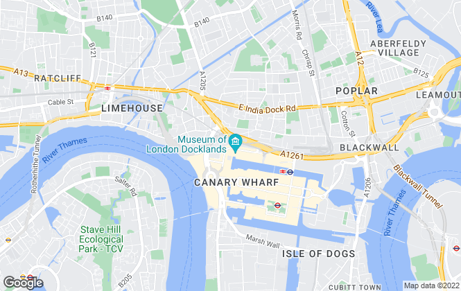 Map for Petchey Holdings Limited, London